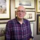 Ian Ridley Art Exhibition at Shenstone Library Opening