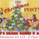Jolly-Christmas-Postman at Shenstone Library