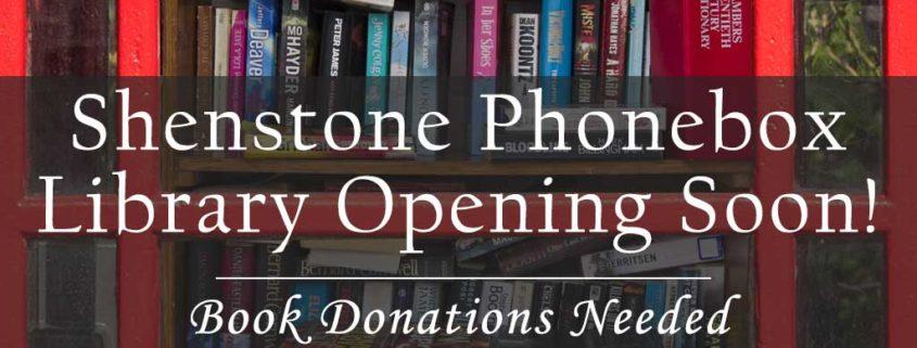 Shenstone Telephonebox Library