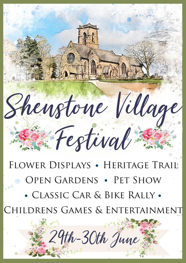 Shenstone Village Festival 2019