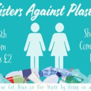 Sisters Against Plastic at Shenstone Library