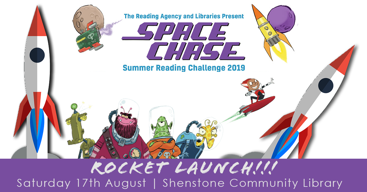 What's On – Shenstone Community Library